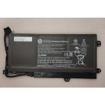 Replacement HP Envy Touchsmart M6 Series PX03XL 715050-001 Battery