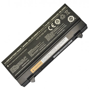 Replacement R130 6-87-R130S-4DF2 R130BAT-4 R130BAT-8 Laptop Battery