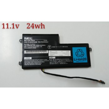 Replacement NEC 00HW031 SB10F46469 11.1V 24Wh battery
