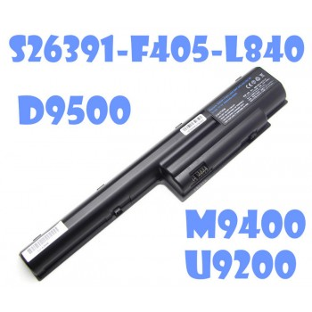 Replacement FUJITSU U9200 M9400 SMP-SFS-SS-26C-06 laptop battery