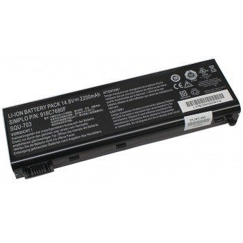 Replacement LG E510 Series,  916C6110F, EUP-P5-1-22, SQU-703 Battery