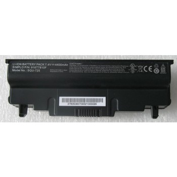 Replacement Acer SQU-725,SQU-726,ONE MINI A110 Series Battery