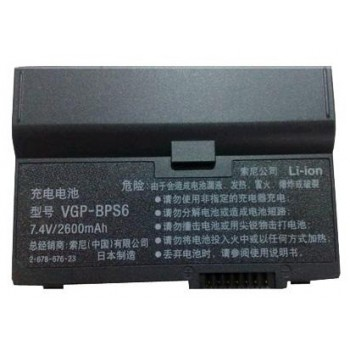 Genuine Sony VGP-BPL6 VGP-BPS6 ,VGN-UX17GP VGN-UX17TP laptop battery