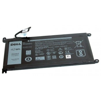 Replacement New Dell 3CRH3 WDX0R Inspiron 13-5368 2-in-1 42Wh Standard Battery
