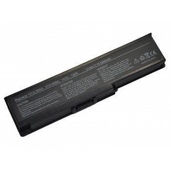 Replacement OEM New Dell Inspiron 1420 Vostro 1400 312-0584 WW116 FT080 KX117 FT092 laptop battery
