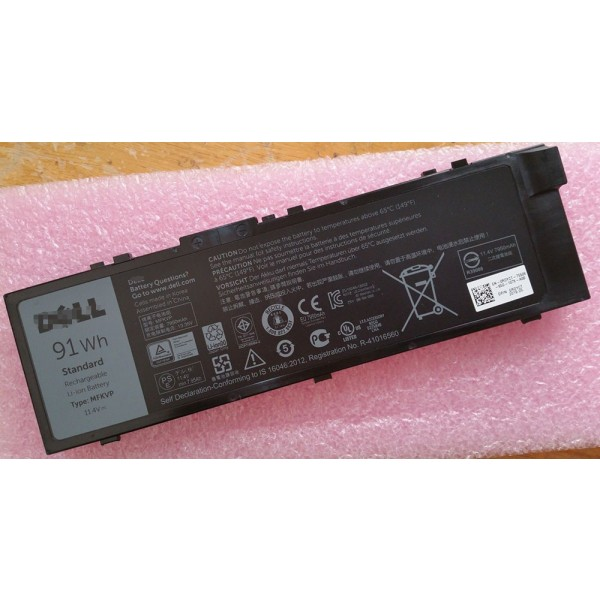Dell RDYCT 11 4V 91Wh Replacement Laptop Battery for Dell