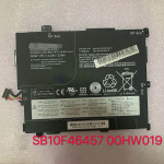 Lenovo 00HW019 SB10F46457 7.5V 4200mAh 32Wh laptop battery