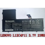 Genuine 23Wh L12C4P11 Battery | High Quality Lenovo L12C4P11 Li-polymer laptop batteries