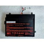 Clevo P960 P960EN-K P970ex P970BAT-4 62Wh Replacement Laptop Battery