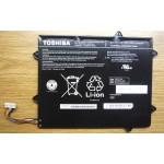 Genuine Toshiba PA5063U PA5063U-1BRS Li-Polymer 9540mAh/37Wh Battery