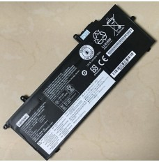 Replacement Lenovo Lenovo L17S6P71 11.4V 4200mAh 48WH Laptop Battery