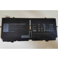 Dell 52TWH XPS 13 7390 2-in-1 D1505W D1905S Li-ion Polymer Battery Battery