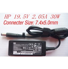Genuine hp 609938-001 19.5V 2.05A 40W 7.4x5.0mm Ac Adpater Charger