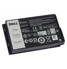 Dell 7XNTR 7.4V 26Wh Replacement Laptop Battery