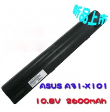 Asus A31-X101 10.8V 2600mAh Replacement Laptop Battery