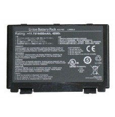 Asus a32-f82 11.1V 4400mAh Replacement Laptop Battery