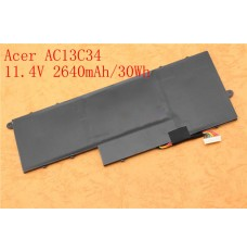 Acer AC13C34 2640mAh/30Wh Genuine Laptop Battery