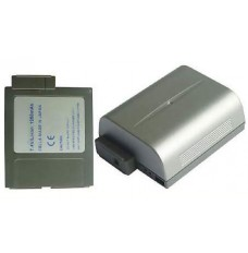 Canon BP-406 3.7V 1500mAh Replacement Camcorder Battery