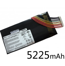 Replacement MSI BTY-L78 14.4V 5225mAh/75.24WH Laptop Battery