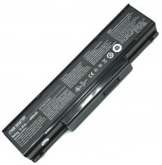 Replacement MSI PR600 PR620 MS-1637 GX600 GX620 BTY-M66 laptop battery