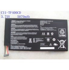 Asus C11-TF400CD 5070mAh(19Wh) Replacement Laptop Battery