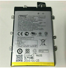 Replacement Asus C11P1508 3.85V 19.2Wh Laptop Battery