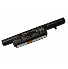Clevo  6-87-C550S-4PF 14.8V 2200mAh Replacement Laptop Battery