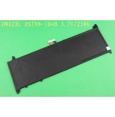 Hp DW02XL 3.7V 25Wh Replacement Laptop Battery