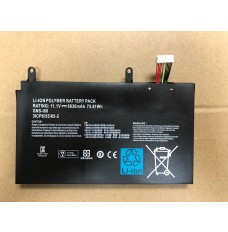Replacement GIGABYTE P35N P35W P37K 961TA010FA GNS-160 GNS-I60 6830mAh 75.81Wh battery