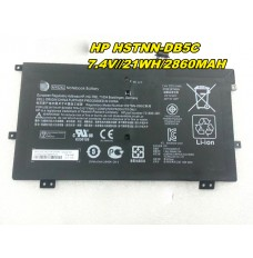 Hp 721896-1C1 7.4V 21Wh Genuine Laptop Battery