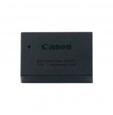 Canon Canon LPE17 7.2V 1040mAh Replacement Camcorder Battery