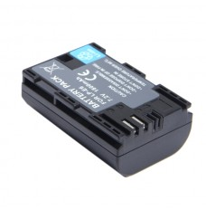 Canon Canon LP-E6 7.2V 1800mAh Replacement Camcorder Battery