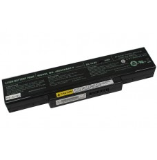 Clevo  SQU-424 10.8V 4400mAh Replacement Laptop Battery