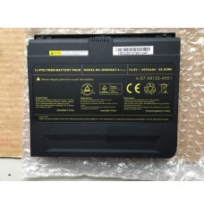 Clevo  M980BAT-4 14.8V 4650mAh/68.82Wh Genuine Laptop Battery