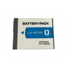 Sony NPFD1 3.7V 1200mAh Replacement Camcorder Battery