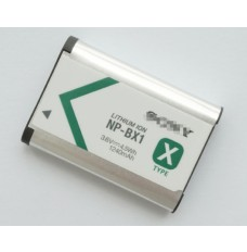 Sony Sony NP-BX1 3.6V 4.5Wh/1240mAh Replacement Camcorder Battery