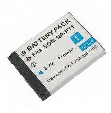 Sony Sony NP-FT1 3.7V 710mAh Replacement Camcorder Battery