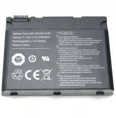 Replacement Advent U40-3S3000-B1Y1, U40-3S3700-B1Y1, KC500, KC550 Laptop Battery