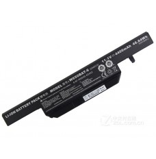 Clevo  W650BAT-6 11.1V 4400mAh/ 48.84Wh Replacement Laptop Battery