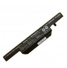 Hasee W650BAT-6 11.1V 4400mAh Replacement Laptop Battery