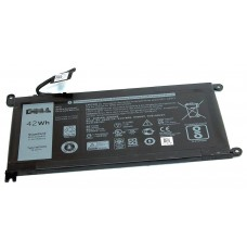 Dell WDXOR 11.4V 42Wh Original Laptop Battery