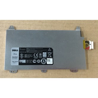 Genuine Dell Venue 8 Pro 3845 7KJTH J6PX6 16Wh Tablet Battery