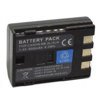 Canon BP-2L5 NB-2L NB-2LH BP-2LH Camcorder Battery