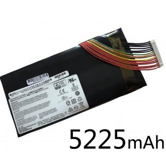 MSI GT80S GT80 GT83 GT73 6RD GT73VR GT83VR BTY-L78 5225mAh Battery