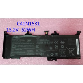 Genuine 15.2V 62Wh ASUS C41N1531 ROG Strix GL502VY Series Battery