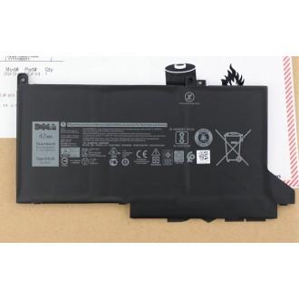 Genuine Dell DJ1J0 Latitude 12 7000 7280 7480 3 cell 42WH Laptop Battery