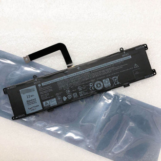 Replacement Dell Latitute 7285 6HHW5 FTD6M 7.6V 22Wh laptop battery