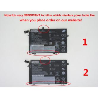 Lenovo Thinkpad L480 L17M3P53 L17M3P54 01AV464 L17L3P52 laptop battery