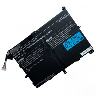 Replacement NEC PC-VP-BP112 7.6V 5280mAh 38Wh replacement laptop battery